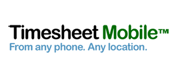 TimesheetMobile Logo